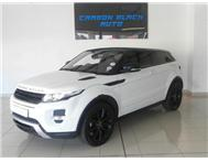 2012 LAND ROVER RANGE ROVER EVOQUE 2.0SI4 DYNAMIC. STUNNING CAR.