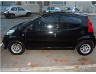 Stunning little Peugeot 107 for sale! R61 500.00 neg.