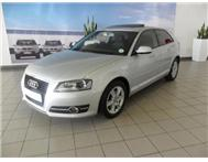 2012 AUDI A3 1.4 TFSI ATTRACTION STRONIC