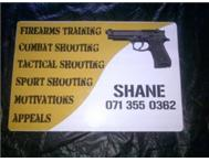 firearms training and all firearm competency certificates