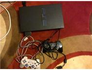 First Playstation2 with 6 games and Joystick. Kempton Park.