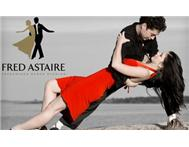 BALLROOM AND LATIN AMERICAN DANCING AT FRED ASTAIRE