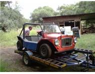 Mini moke to swap for mini stationwagon