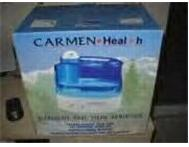 carmen health ultrasonic cool steam humidifier