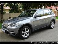 2011 BMW X5 4.0d X-Drive Steptronic