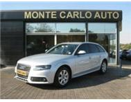 2012 AUDI A4 2.0 Tdi Avant Attraction Steptronic EASY FINANCE!!!