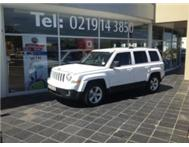 Jeep Patriot 2.4. cvt