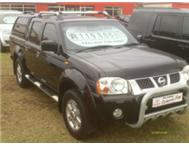2007 NISSAN HARDBODY 2.4 SE D/C - RICHARDS BAY
