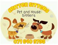 Critter Sitters - Pet and House sit...