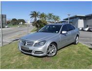 2012 Mercedes-Benz C 250 Blue Efficiency Avantgarde 7G-Tronic