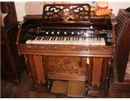 Organ - Antique - Mason & Hamlin (Vienna) 1873