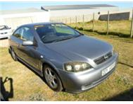Opel Astra Coupe Turbo 2.0