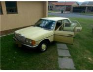 Selling Mercedes-Benz 230 W123 R12 500 onco