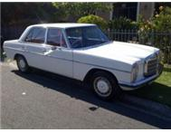 MERCEDES - BENZ 1968 CLASSIC EXCELLENT CONDITION