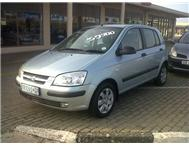 Hyundai - Getz 1.6 with Aircon
