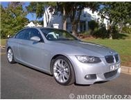 2009 BMW 3 SERIES 330i MSport Convertible Auto