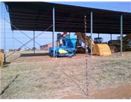 Sort-Table for diamond digging Klerksdorp
