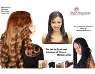 Natural Real Remy Hair Wigs Extensions