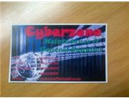 Cyberzone maintenance & general supplies