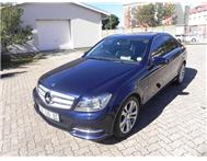 Mercedes Benz - C 200 CDi Blue Efficiency Avantgarde