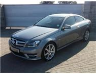 2011 MERCEDES-BENZ C180 BE COUPE