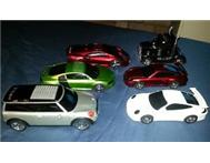 MODEL SUPERCARS WITH MP3/RADIO SD CARD SLOTS USB FOR SALE.