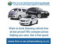 Luxury Wedding Car Hire Johannesburg & Gauteng