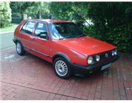 VW Golf MK2 GTi 8valve Pretoria