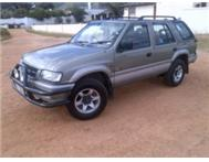 Isuzu 280 tdi Frontier New Dunlop tyres valued at R5300
