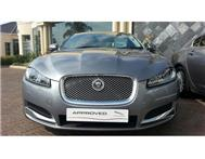 2012 JAGUAR XF 2.2D Luxury