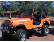 JEEP CJ7 GOLDEN HAWK