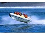 HIGH SPEED POWER BOAT RUBBER DUCK CHARTER