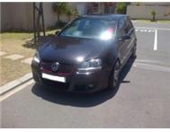 2005 VW Golf 5 GTI DSG Black In Excellent Condition R149999
