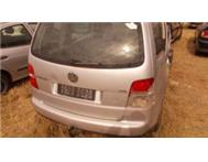 VW Touran stripping for spares