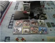 PS3 Plus 8 games good condition