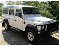 2012 LAND ROVER DEFENDER 110 2.2D SW