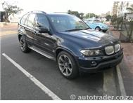 2006 BMW X5 4.8is 5dr Auto
