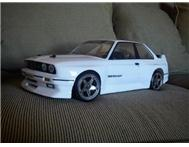RC petrol Bmw M3 (only one in SA)