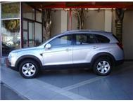 2007 Chevrolet Captiva 2.4 LT 4X4