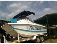 Invador Boat for Sale!