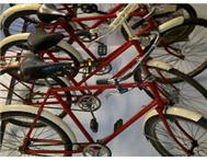 VINTAGE POST OFFICE BICYCLES R700 EACH