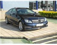 2013 MERCEDES-BENZ C250 BE COUPE A/T