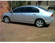 2008 Honda Civic Sedan 1.8 VXI VTEC FSH R115000 Neg