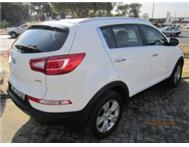 LOW KM IMMACULATE KIA SPORTAGE 2.0 CRDI MOTOR PLAN TO 90K