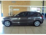 2008 BMW 1 SERIES 120I 3 DOOR MANUAL 6 SPEED EXCLUSIVE
