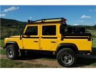 2005 Land Rover DEFENDER 110 DOUBLE CAB PICK UP(Gauteng)