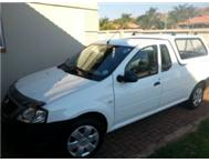 Nissan 2011 NP 200 1.6 p/u s/ low mileage 38000km canopy good
