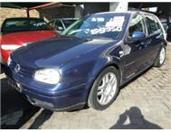 2001 Volkswagen Golf 1.6