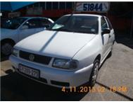 Vw Polo Playa 1.4 White 2002