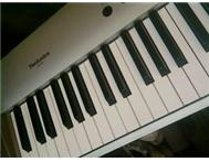 piano or keyboard tuition